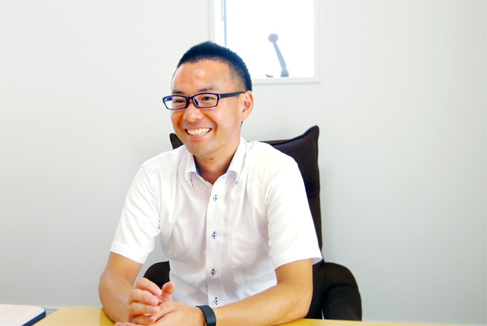 経営者インタビュー 四国中央キャリア代表取締役