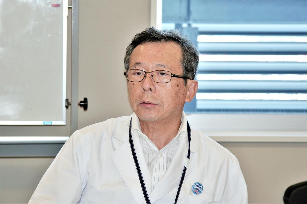 経営者インタビュー 喜多医師会病院病院長