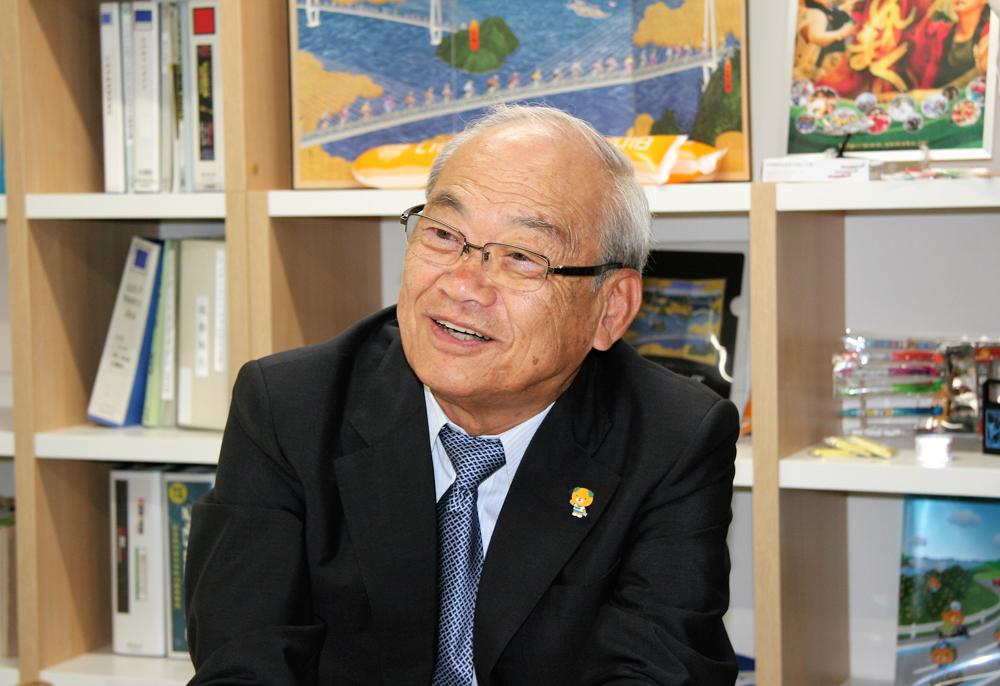 経営者インタビュー 四国ライト社長