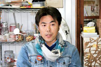 経営者インタビュー 五十崎社中 社長