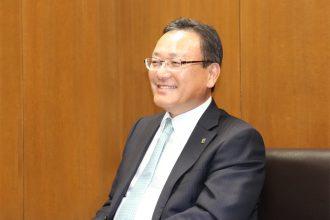 経営者インタビュー フジ代表取締役社長兼COO