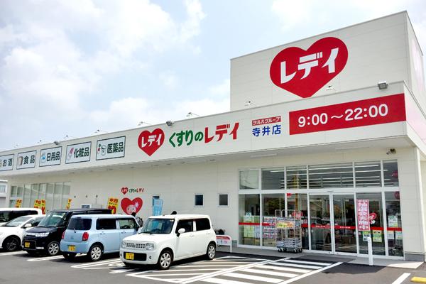 レデイ薬局寺井店