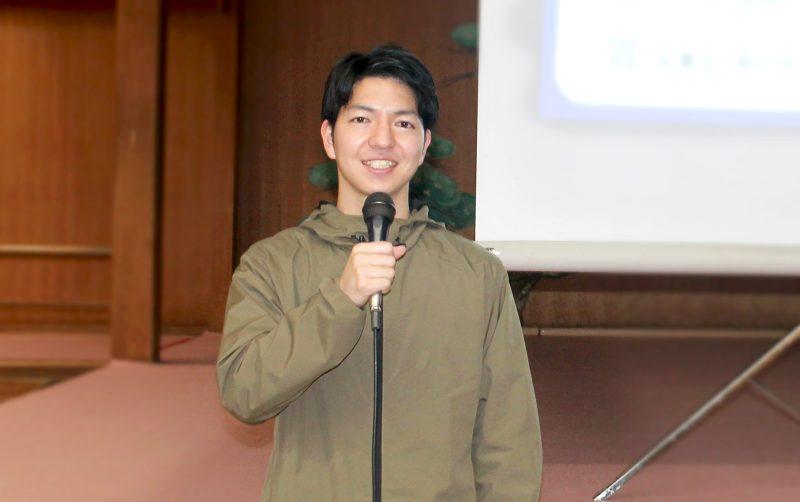 SEEd主催者 ㈱GATI代表取締役 栗原さん