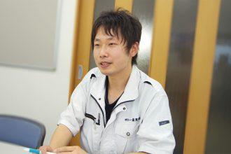 サトー産業_若手社員