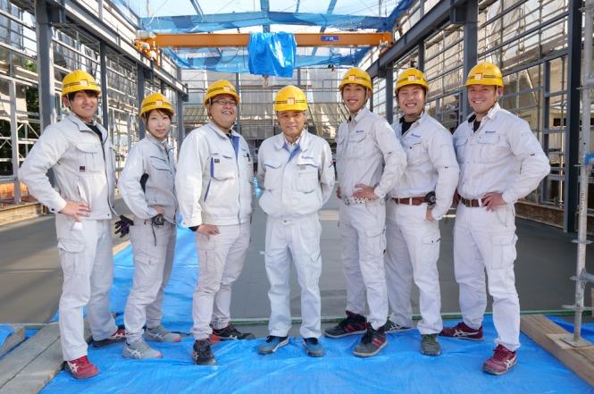 白石建設工業株式会社